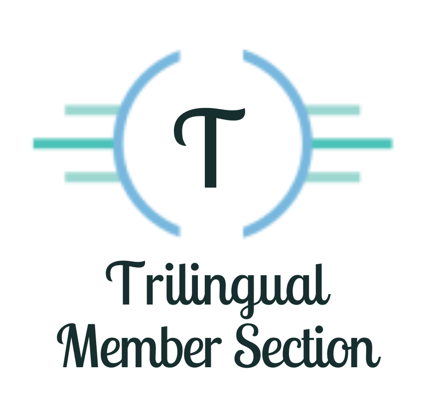 Trilingual Member Section